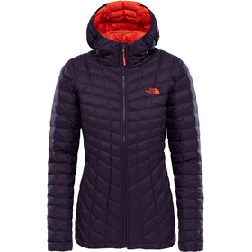 The North Face ThermoBall Hoodie Women galaxy purple